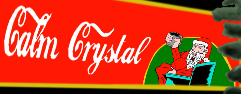 Publicité : Calm Crystal – Pub du Voile d'hiver