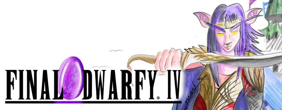 Jeu vidéo : Final Dwarfy IV